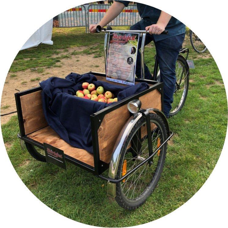 Skördefest-cykel